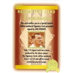 2005 Dynasty - Ian STEWART (Hall of Fame Legend)