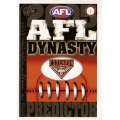 2005 Dynasty - Predictor - ESSENDON
