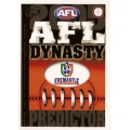 2005 Dynasty - Predictor - FREMANTLE