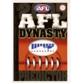 2005 Dynasty - Predictor - KANGAROOS