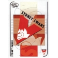 2005 Dynasty - Common Team Set - Sydney Swans (12)