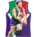 2006 Champions - Guernsey Die Cut Team Set - Fremantle Dockers (5)