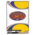 2006 Supreme - Common Team Set - Brisbane Lions (12)