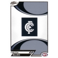2006 Supreme - Common Team Set - Carlton Blues (12)
