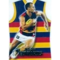 2006 Supreme - Guernsey Die Cut Team Set - Adelaide Crows (6)
