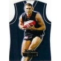 2006 Supreme - Guernsey Die Cut Team Set - Carlton Blues (6)