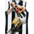 2006 Supreme - Guernsey Die Cut Team Set - Collingwood Magpies (6)