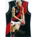 2006 Supreme - Guernsey Die Cut Team Set - Essendon Bombers (6)