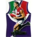 2006 Supreme - Guernsey Die Cut Team Set - Fremantle Dockers (6)