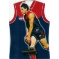 2006 Supreme - Guernsey Die Cut Team Set - Melbourne Demons (6)