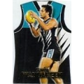 2006 Supreme - Guernsey Die Cut Team Set - Port Adelaide Power (6)