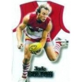 2006 Supreme - Guernsey Die Cut Team Set - Sydney Swans (6)