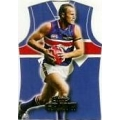 2006 Supreme - Guernsey Die Cut Team Set - Western Bulldogs (6)