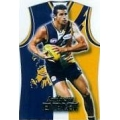 2006 Supreme - Guernsey Die Cut Team Set - West Coast Eagles (6)