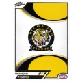 2006 Supreme - Common Team Set - Richmond Tigers (12)