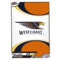 2006 Supreme - Common Team Set - West Coast Eagles (12)