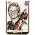 AFL Stars Sketch Cards