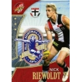 2007 Supreme - Nick RIEWOLDT (Saints)