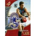 2007 Supreme - Brendon LADE (Port Adelaide)