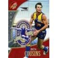 2007 Supreme - Ben COUSINS (Eagles)