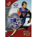 2007 Supreme - Scott WEST (Bulldogs)