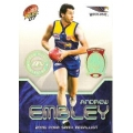 2007 Supreme - Andrew EMBLEY (Eagles) Norm Smith