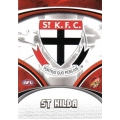 2007 Supreme - Common Team Set - St.Kilda Saints (12)