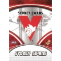 2007 Supreme - Common Team Set - Sydney Swans (12)