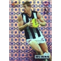 2008 Champions - Holographic Foil Team Set - Collingwood Magpies (12)