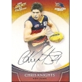 2008 Champions - Chris KNIGHTS (Adelaide)