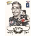 2008 Champions - Eddie BETTS (Carlton)