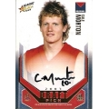 2008 Classic - Draft Pick Signature Gold - Cale MORTON (Melbourne)