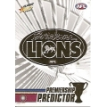 2008 Classic - Predictor Unredeemed - Brisbane