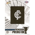 2008 Classic - Predictor Unredeemed - Carlton