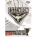 2008 Classic - Predictor Unredeemed - Essendon
