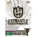 2008 Classic - Predictor Unredeemed - Fremantle