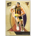 2009 Pinnacle - Lance FRANKLIN (Hawthorn)