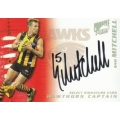 2009 Pinnacle - Captain Signature - Sam MITCHELL (Hawthorn)
