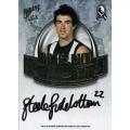 2009 Pinnacle - Draft Pick Signature - Steele SIDEBOTTOM (Collingwood)