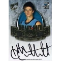 2009 Pinnacle - Draft Pick Signature - Hamish HARTLETT (Port Adelaide)