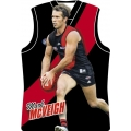 2010 Champions - Holographic Guernsey Team Set - Essendon Bombers (11)
