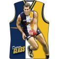 2010 Champions - Holographic Guernsey Team Set - West Coast Eagles (11)