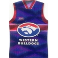 2010 Prestige - Holographic Guernsey Team Set - Western Bulldogs (12)