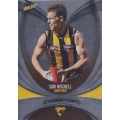 2011 Champions - Silver Parallel Team Set - Hawthorn Hawks (11)