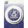 2011 Infinity - Common Team Set - North Melbourne Kangaroos (11)
