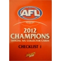 2012 Champions - Common/Base Set (220 Cards)