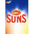 2012 Champions - Common Team Set - Gold Coast Suns (12)