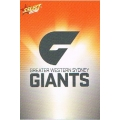 2012 Champions - Common Team Set - GWS (12)