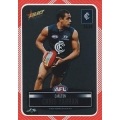 2012 Champions - DIY Laser Stickers - Silver - Carlton Blues (12)