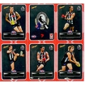 2012 Champions - DIY Laser Stickers - Silver - Collingwood Magpies (12)